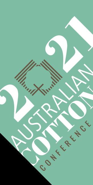 2021 Australian Cotton Conference