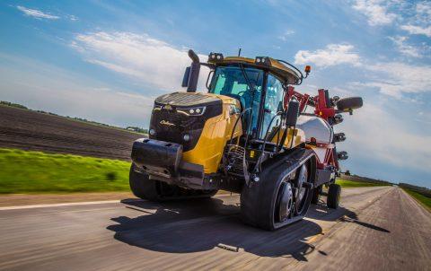 Challenger MT700 Series Track Tractors