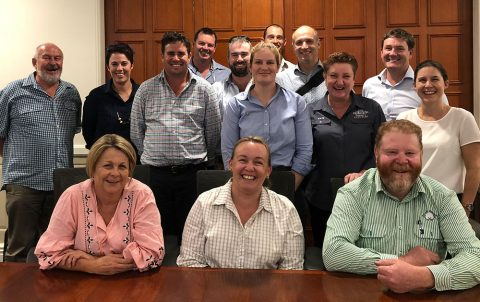 Australian Cotton Conference Committee Meets
