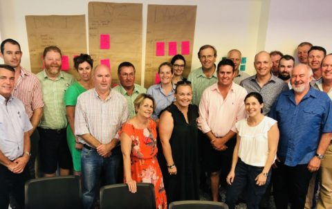 Conference Committee Meets on the Gold Coast