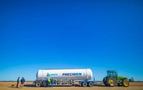 Precision Ammonia
