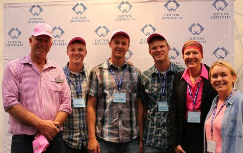 2018 Australian Cotton Conference Launched